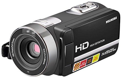WELIKERA Camera Camcorder