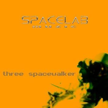 Three Spacewalker