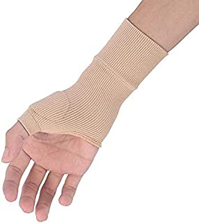 BRGrace Gel Filled Wrist Thumb Support Hand Wrist Support Arthrites Compression.