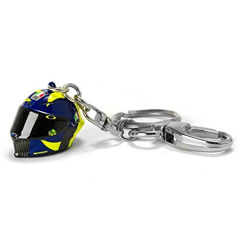 VR46 Valentino Rossi AGV 3D Helm-Schlüsselanhänger #46 Offizieller Merchandise