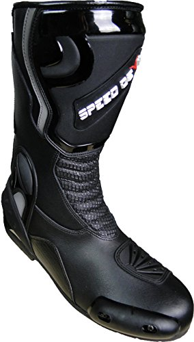 Speed Devil Race motocicleta Botas