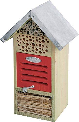Beeztees Hôtel pour Insecte 19 x 14,5 x 32 cm Petit