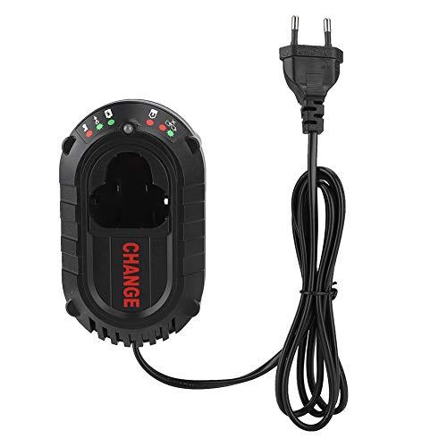 Cargador rápido de batería de iones de litio de litio 100-240V para Makita BL1013 BL1014 DC10WA adecuado para batería Makita 10.8V/12V batería de iones de litio(EU)