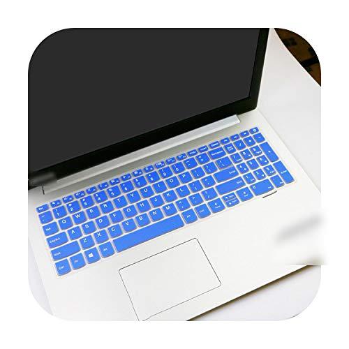 TOIT Tastaturschutz für Lenovo Ideapad 330320320 17 330 17 17 3 Zoll HD I5 8250U 17 Zoll Notebook Tastatur Abdeckung Schutz für Haut Blau