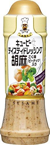 キユーピー テイスティドレッシング 胡麻こく味 ボトル210ml