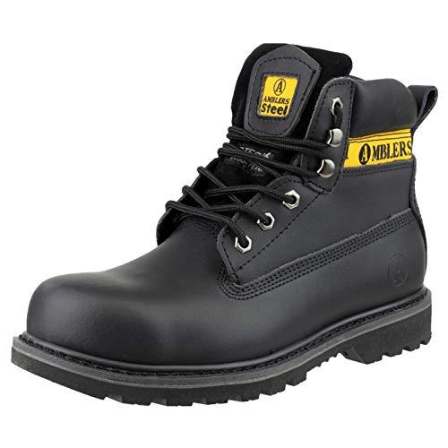 Amblers Steel Amblers Safety FS9 Steel Toe Cap Boot Black Size 11