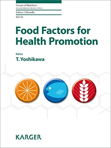 Food Factors for Health Promotion (Forum of Nutrition, Band 61)