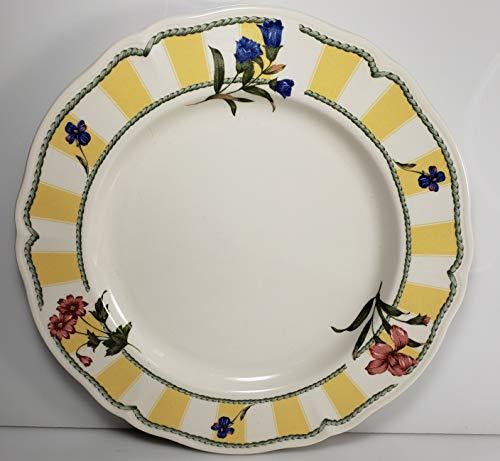 "Noritake Summer Estate Dinner Plate 10 5/8"" Ireland"