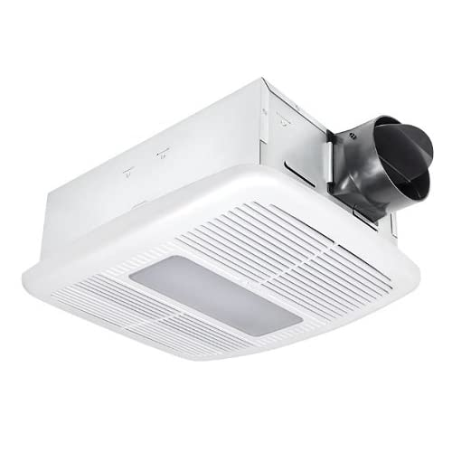 Modern Bathroom Vent Fan Lights Amazon Com