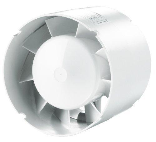 Rohreinschubventilator 100mm, Qualitätsprodukt aus Europa