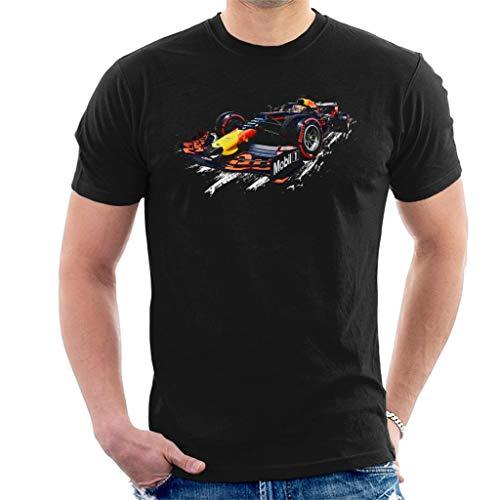 Motorsport Afbeeldingen Red Bull Racing RB15 Max Verstappen T-shirt voor heren