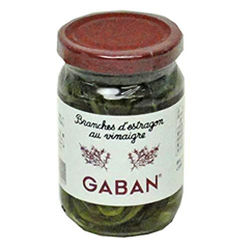 【 業務用 】 GABAN エスタラゴン 酢漬け 70g 西洋蓬 蓬 西洋よもぎ よもぎ タラゴン ピクルス