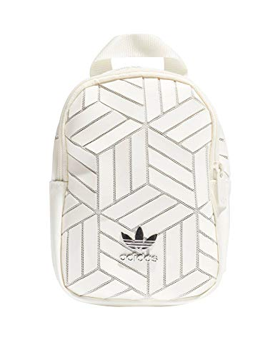 adidas Bp Mini 3D Sports Backpack - Off White, NS