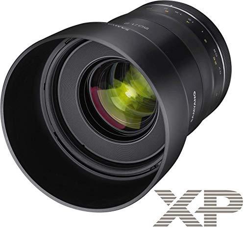 Samyang SA8020 - Objetivo XP 50mm F/1.2 AE (Canon DSLR apertura F1.2, lentes asféricas y de alta refracción, 50 megapíxeles para foto y 8K vídeo)