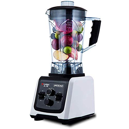 JXWWNZ Updated Version Professional Personal Countertop Blender for Milkshake, Fruit Vegetables Drinks, Ice, Blenders Processor Shake Mixer Maker with Cup for Home Kitchen, 71 Ounce.(2200W)