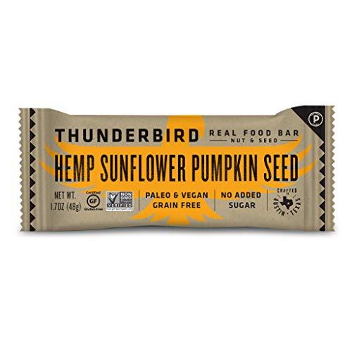 Thunderbird Real Food Bars