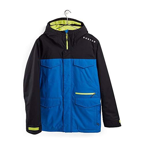 Burton - Chaqueta de esquí y snowboard para hombre, talla XL, color negro