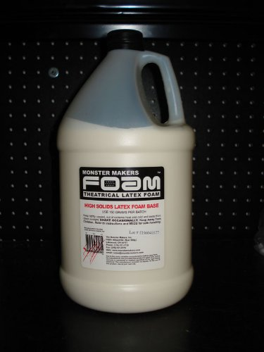 The Monster Makers High Solids Foam Latex Base (1 Gallon)
