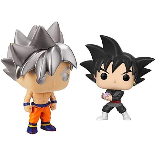 Funko –Dragon Ball Super Idea Regalo, Statue, Coleccionable, Comics, Manga, Serie TV, Multicolor, Standard, 31633 + Pop! Dragonball Super Figura De Vinilo (24983)