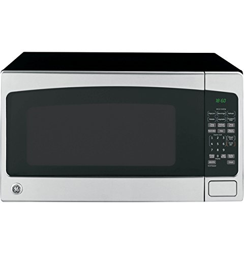GE JES2051SNSS 2.0 Cu. Ft. Stainless Steel Countertop Microwave