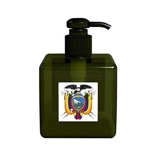Quito, Ecuador emblema National Bomba de dispensador de líquido de jabón