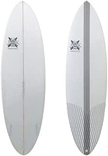 JK Surfboards Flow Rider Epoxy Surfboard Short Board Poly 6' 2
