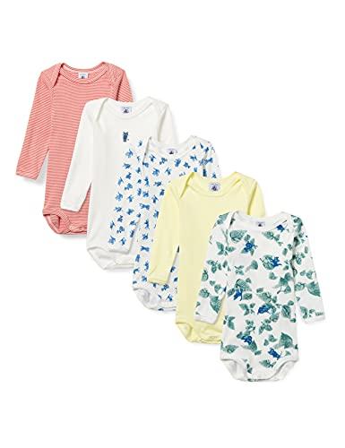 Petit Bateau 5942600 Underwear, Multicolor, 24 Mois Baby-Gir