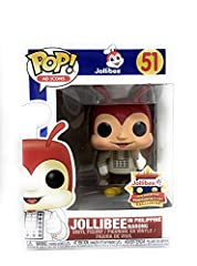 Pop! Ad Icons Jollibee in Philippine Barong 2019 Philippine Independence Day Exclusive Product of the Philippines