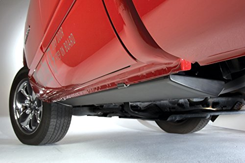 AMP Research 75154-01A-B PowerStep Electric Running Boards for 2014-2018 Silverado & Sierra 1500, 2015-2019 Silverado & Sierra 2500/3500 with Extended and Crew Cabs (Excludes Diesel)
