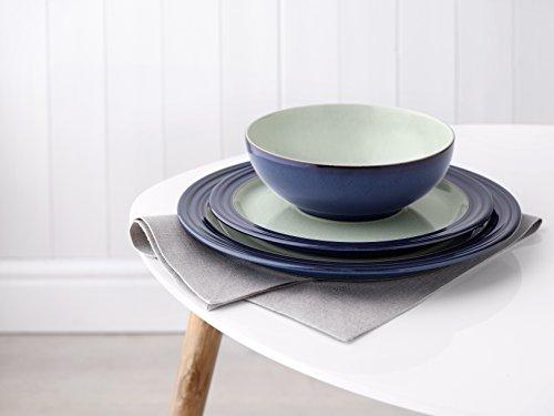 Denby USA Peveril Salad Plate, Blue