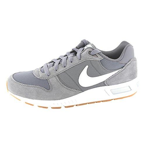 Nike Herren Nightgazer Gymnastikschuhe, Grau (Cool Grey/White/Gum Light Brow 007), 42 EU