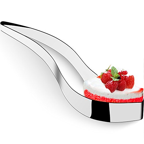 REFAGO Cake Server Stainless Steel Perfect for Most Cakes, Pies, and Pastries