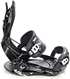 RAVEN Snowboard Bindung Fastec FT270 (Black, XL(43-47))