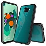 pour Coquille de téléphone Portable DJM pour Huawei Nova 5i Pro/Mate 30 Lite TPU TPU + Acrylique...