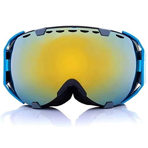 Anti Fog UV Dual Lens Ski Goggles Motorfiets Sferische Snowboard Bril Motorfiets Winddichte Goggles Motorfiets