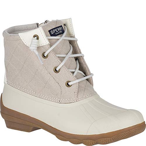 Sperry Top-Sider Syren Gulf Wool Duck Boot Women 8 Oatmeal