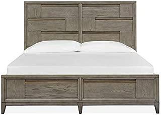 Magnussen B4877 Atelier Complete Queen Panel Storage Bed
