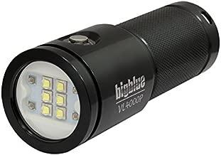 Big Blue VL4000P (4000 Lumens) Underwater Video Light