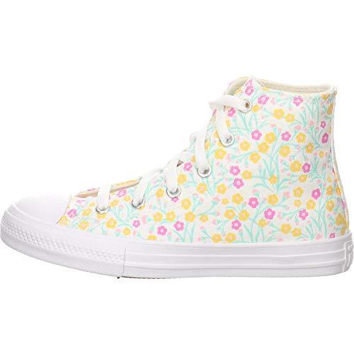 Converse Mädchen Sneaker Mehrfarbig Gr. 35