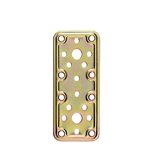 WOLFPACK 21013115 - Supporto per Il Legno, bicromatada Piatto 50 x 120