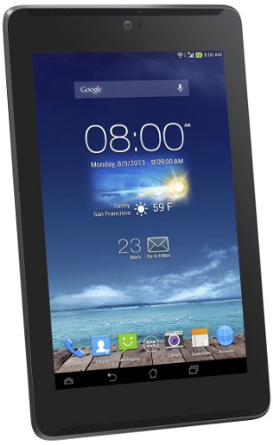 ASUS Fonepad 7 TABLET / ブラック( Android / 7inch touch / Z2560 / 1G / 16G / BT3 / microSIM ) ME372-BK16