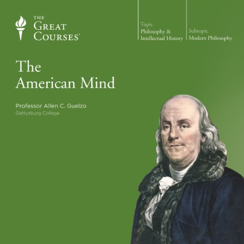The American Mind audiobook cover art