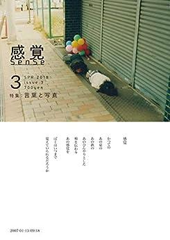 [浅見俊哉]の感覚-SenSe- Issue:3「言葉と写真」: WORDS and PHOTOGRAPHY (asa.books)