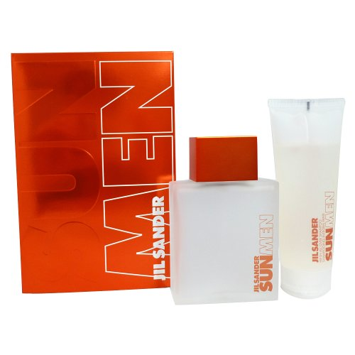 Jil Sander Jil sander herrendüfte sun for men geschenkset eau de toilette spray 75 ml shower gel 75 ml 1 stk.