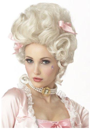 Générique - Pe877 - Perruque Marie Antoinette - Taille Unique