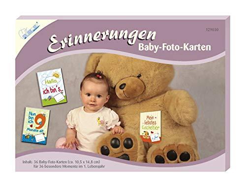 Mammut 129030 - 3D herinneringen-Baby fotokaarten