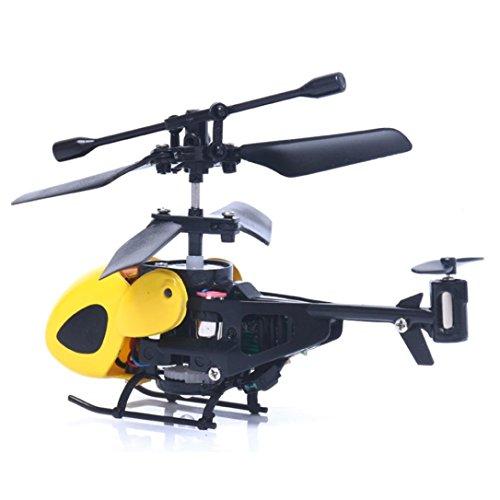 winwintom Flying Mini RC 2CH Mini RC helicóptero Radio Cont