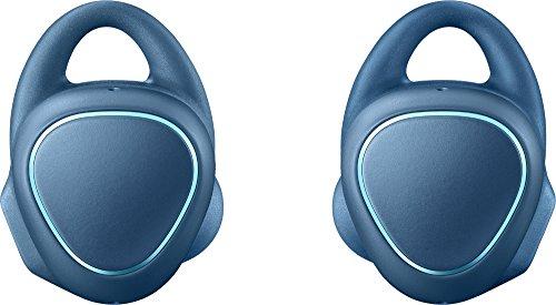 SAMSUNG Gear IconX Auricolari Fitness Wireless, Blu [Versione Italiana]