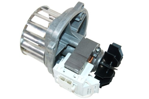 Whirlpool wasmachine droger fan motor. Origineel onderdeelnummer 481990500397