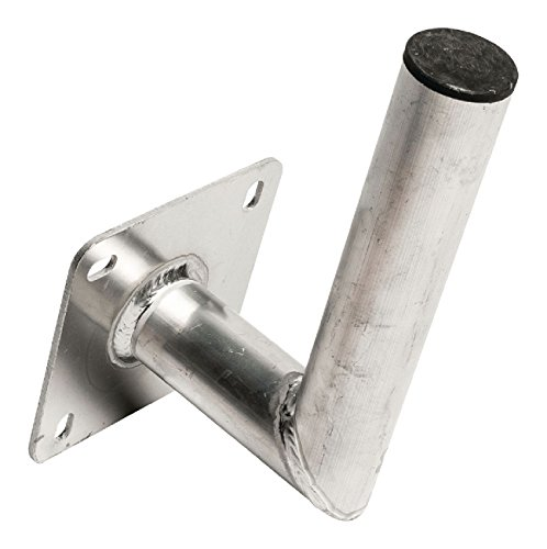 König - Soporte De Pared De Aluminio con Forma De L De 150/50 Mm